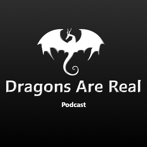 dragons are real logo